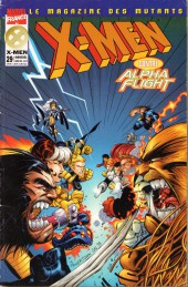 X-Men (Marvel France 1re série) -29- X-Men contre Alpha Flight