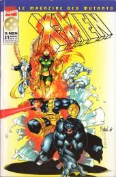X-Men (Marvel France 1re série) -31- Réunion