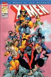 X-Men (Marvel France 1re série) -34- Les enfants de l'atome