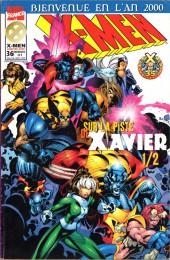 X-Men (Marvel France 1re série) -36- Sur la piste de Xavier (1/2)
