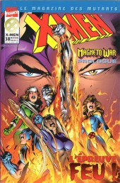 X-Men (Marvel France 1re série) -38- Magneto war - L'épreuve du feu!