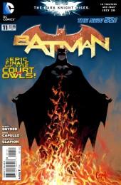 Batman (2011) -11- My brother's keeper