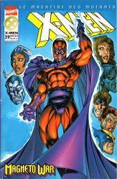 X-Men (Marvel France 1re série) -39- Magneto war