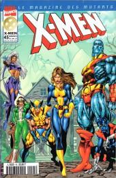 X-Men (Marvel France 1re série) -45- La belle et la bête