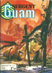 Sergent Guam -61- Le quatrième pouvoir