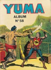 Yuma (1re série) -REC058- Album N°58 (du n°225 au n°227)