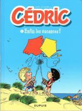 Cédric -Quot1- Enfin les vacances !