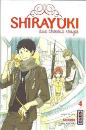 Shirayuki aux cheveux rouges -4- Tome 4