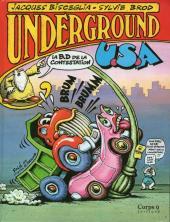 (DOC) Études et essais divers - Underground U.S.A - La B.D de la contestation
