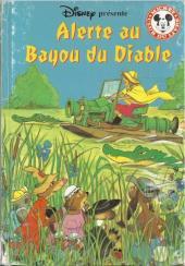 Mickey club du livre -12- Alerte au Bayou du Diable