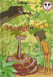 Mickey club du livre -149- Mowgli et Kaa