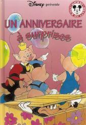 Mickey club du livre -15- Anniversaire à surprises (Un)