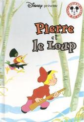 Mickey club du livre -178- Pierre et le loup