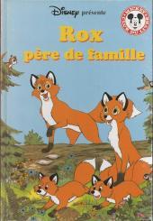 Mickey club du livre -221- Rox père de famille