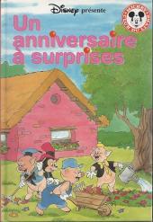Mickey club du livre -252- Un anniversaire à surprises
