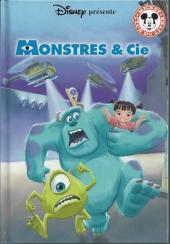 Mickey club du livre -147- Monstres & Cie