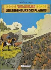 Yakari -13b08- Les seigneurs des plaines