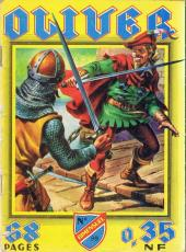 Oliver -89- Le cheval arabe