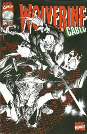 Wolverine (Marvel France 1re série) -54- Wolverine & Cable
