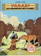 Yakari -13d11- Les seigneurs des plaines