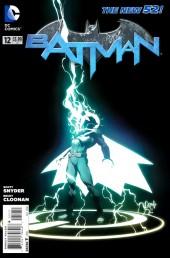 Batman (2011) -12- Ghost in the machine