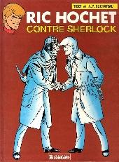 Ric Hochet -44- Ric Hochet contre Sherlock