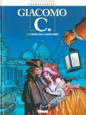 Giacomo C. -1a94- Le masque dans la bouche d'ombre