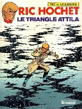 Ric Hochet -45- Le triangle Attila