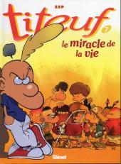 Titeuf -7b- Le miracle de la vie