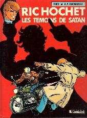 Ric Hochet -46- Les témoins de Satan
