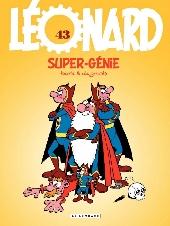 Léonard -43- Super-génie