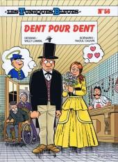 Les tuniques Bleues -56- Dent pour dent