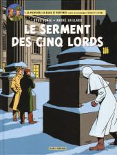 Blake et Mortimer (Éditions Blake et Mortimer) -21- Le Serment des cinq lords