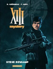 Couverture de XIII Mystery -5- Steve Rowland
