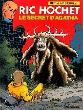 Ric Hochet -48- Le secret d'Agatha