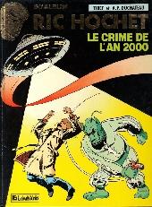 Ric Hochet -50- Le crime de l'an 2000