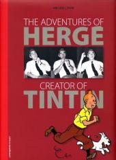 (AUT) Hergé -62UK- The Adventures of Hergé Creator of Tintin
