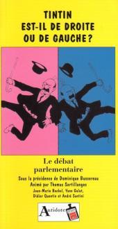 Tintin - Divers - Tintin est-il de droite ou de gauche ?