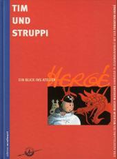 (AUT) Hergé -Cat ALL- Tim und Struppi - Ein Blick ins Atelier Hergé