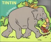 Tintin - Divers -AN2- L'eléphant