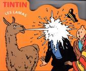 Tintin - Divers -AN6- Les lamas