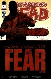 Walking Dead (The) (2003) -97- Something to Fear (Part One)
