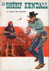 Votre série Mickey (2e série) - Albums Filmés ODEJ -51- Le shériff Kendall Le trésor des apaches
