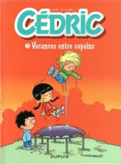 Cédric -Quot5- Vacances entre copains
