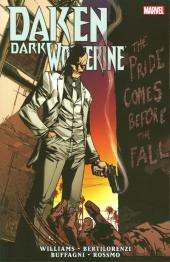 Daken: Dark Wolverine (2010) -INT03- The Pride Comes Before the Fall