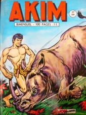 Akim (1re série) -239- Les bouches du démon
