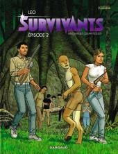 Survivants - Anomalies quantiques -2- Épisode 2