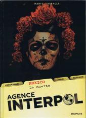 Agence Interpol -1- Mexico - La muerte