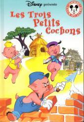 Mickey club du livre -251- Trois petits cochons (les)