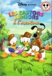 Mickey club du livre -72- Castors juniors à l'aventure (les)